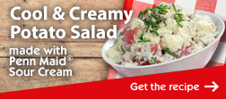 Cool & Creamy Potato Salad